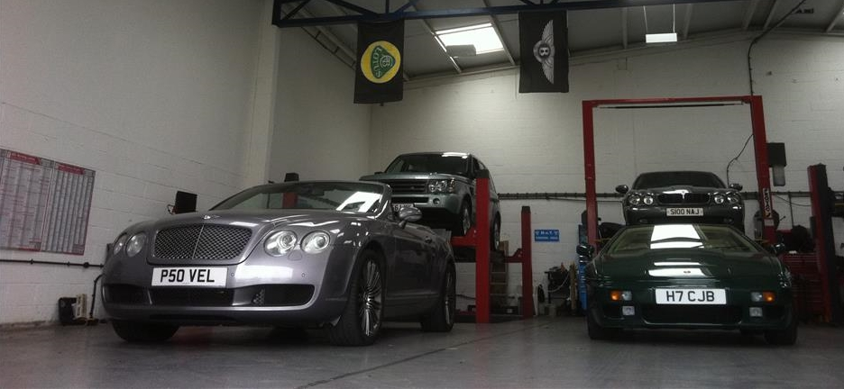 About Us At Highline Autos In Hertford